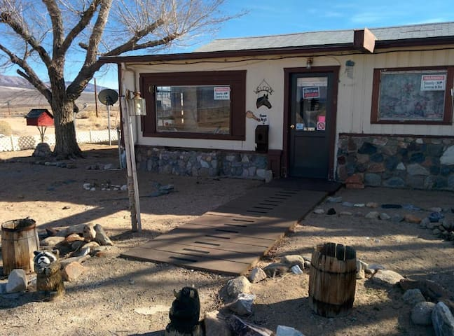 Charming place along Highway 395