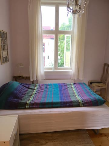 Central Oslo, WIFI, 160x200cm comfy double bed