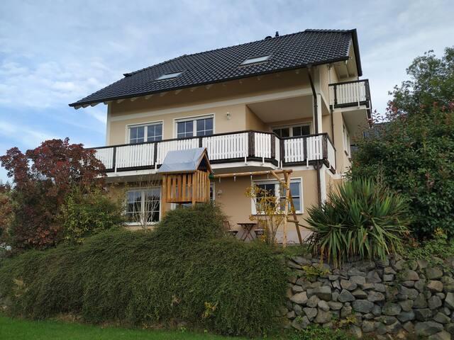 Schöne, helle Wohnung im idyllischen Siegtal