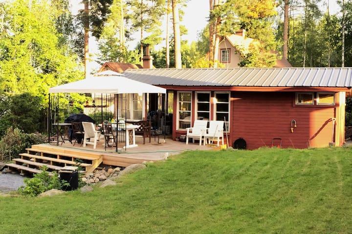 Lakeside house - Lempäälä - Konukevi