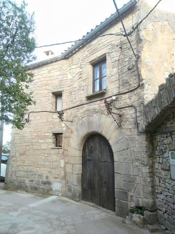 Casa medieval única i amb unes vistes increïbles - Forès - Замок