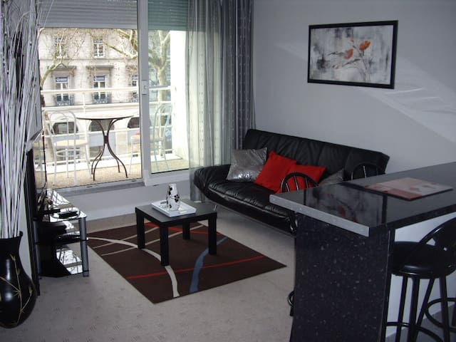 appartement en hyper centre de tours