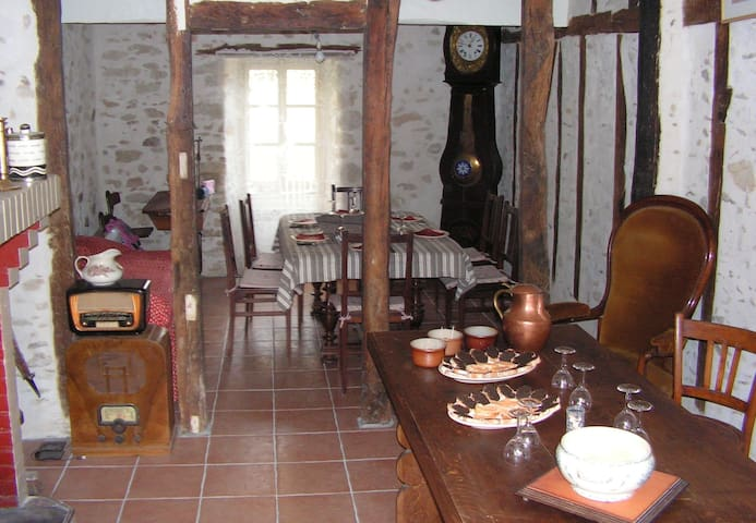 MAISON DE CHARME CANAL DU MIDI - Vaudreuille - Haus
