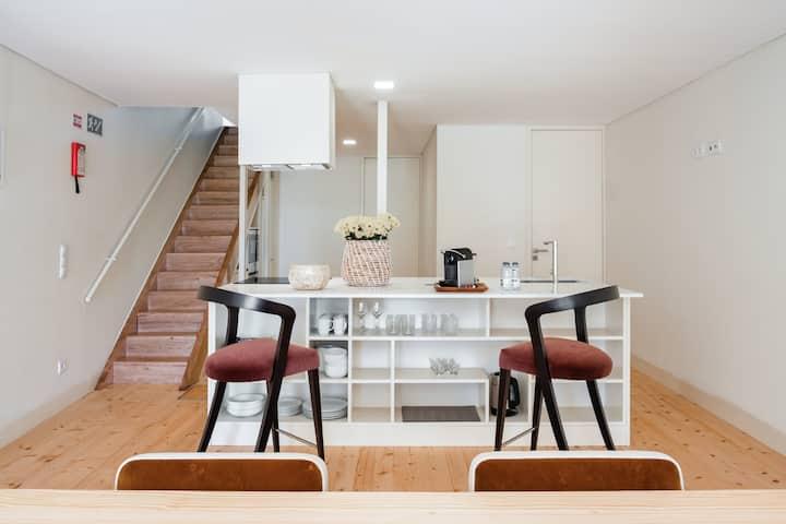 Dúplex Apartment