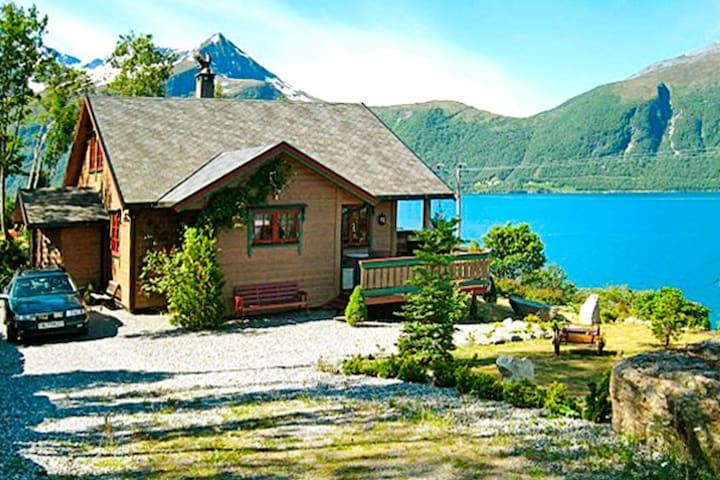 4 star holiday home in HUNDEIDVIK