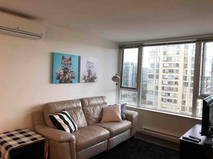 Richmond downtown 1 bedrooms