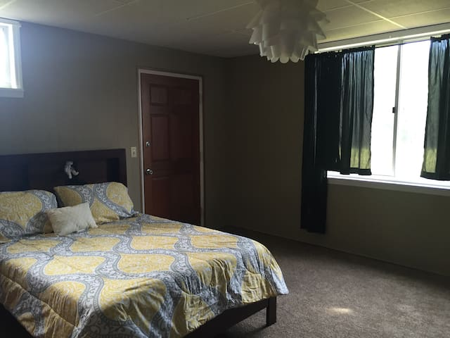 Wonderful 2 bedroom basement - Rutherfordton - Hus