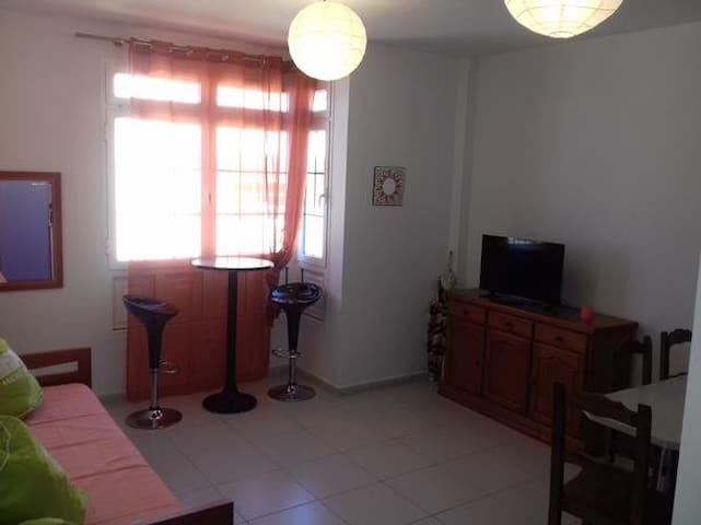 Acogedor apartamento en Tarajalejo - Tarajalejo - Huoneisto
