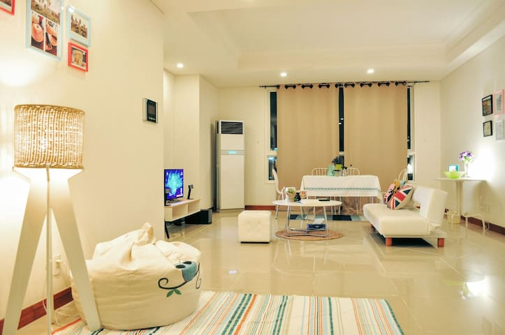 Crazy Cheap Cozy 2 BR apt & 5 mins to CBD - Ho Chi Minh City - Daire