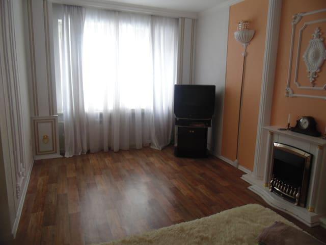 уютная квартира - Ryazan' - Apartment
