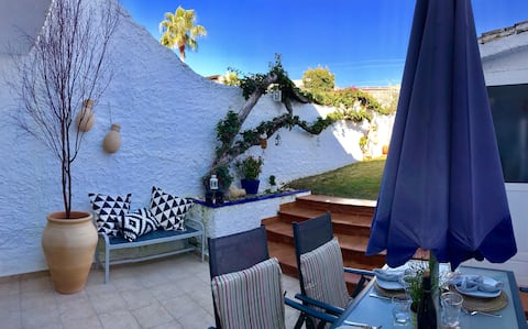 Stylish and Spacious Two Bed, Two Bath Townhouse