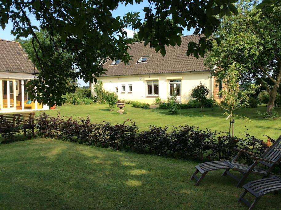 Ruime kamer in woonboerderij huizen te huur in for Woonboerderij te huur achterhoek