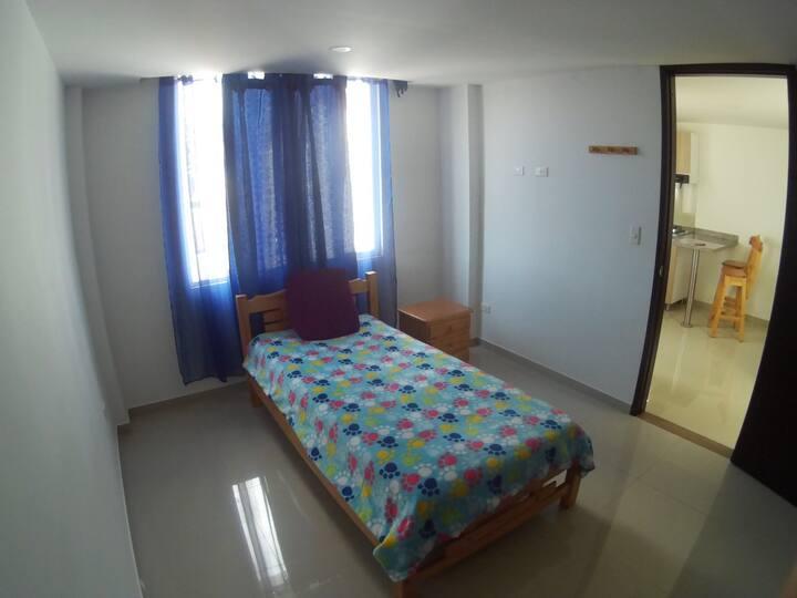 Tunja - cómodo apartamento - sector exclusivo