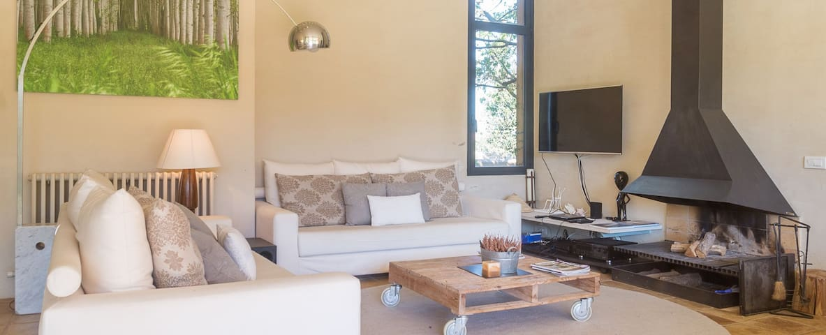ERMEDAS-house with swimming pool-Palafrugell-Costa Brava - Palafrugell - House
