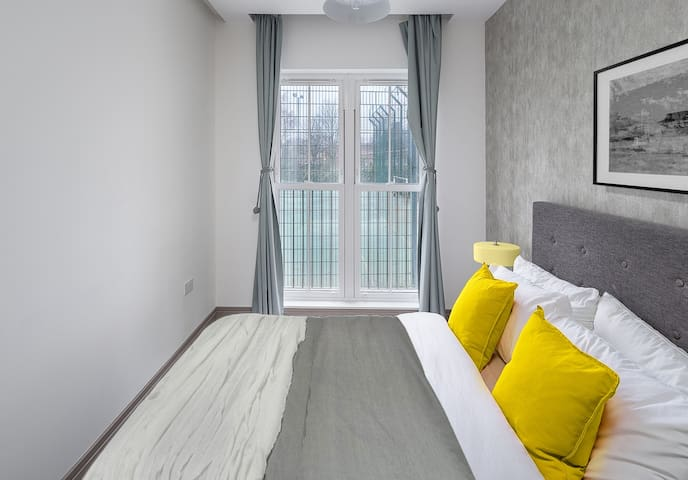 Stylish 1bed flat in Kilburn, London