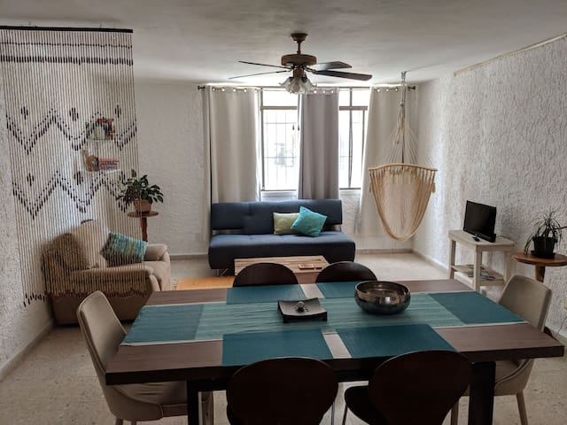 #1 Top Rated 5 Star Airbnb in Cancun