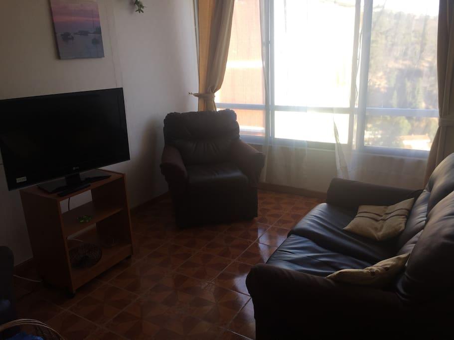 Sala de estar - living
