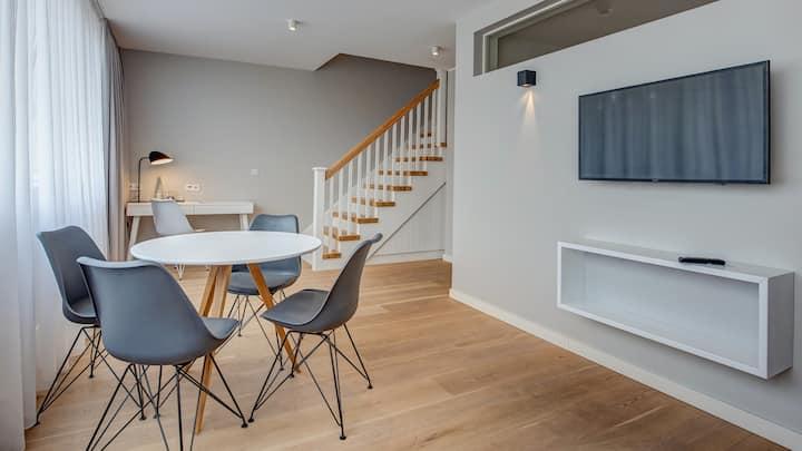 Moderne Suite mit Küche