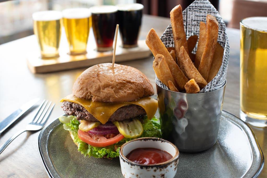 Fotografija – Packer's Kitchen + Bar