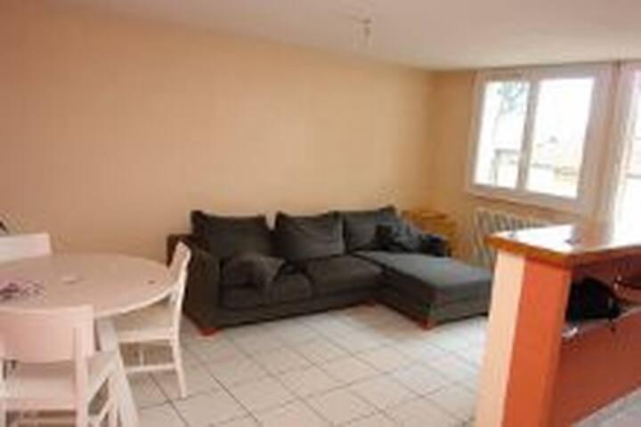 Confort appartment T2 Saint Martin
