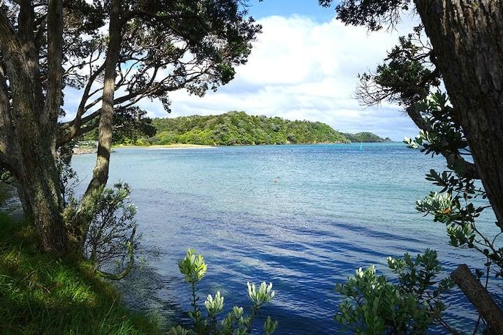 Tui's Timeout on Ngunguru Estuary, Tutukaka