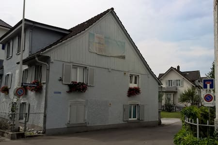 Dach über dem Kopf mit Garten - Kreuzlingen