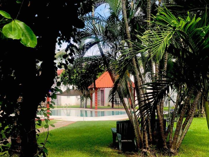 Casa Jardín y alberca, Acapulco Diamante.