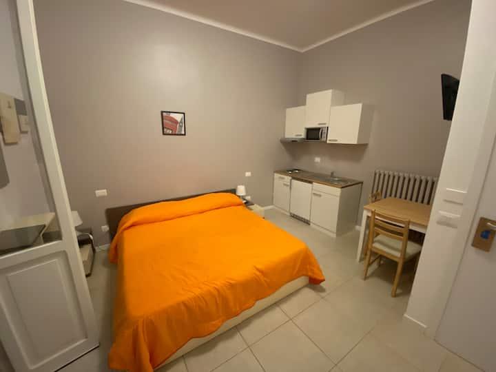 Miniappartamento B&B Bentivogli fronte Sant'orsola