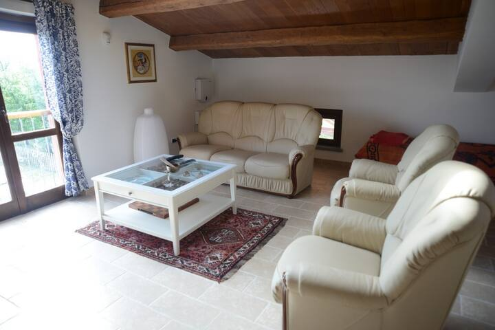 Family real working farmhouse in Umbria - 1 - Monteverde - House
