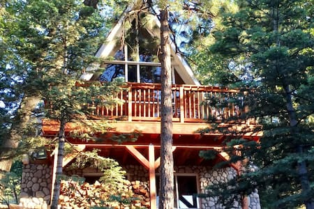 The Ultimate A-Frame Cabin with Hot Tub & Fire Pit