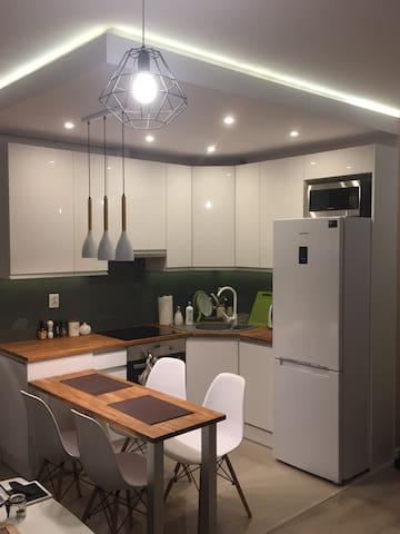 Willa Wego Apartament - Krakov - Daire
