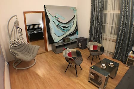 Quiet Stylish Central Apt (directly in the Centre) - Bratislava - Apartment