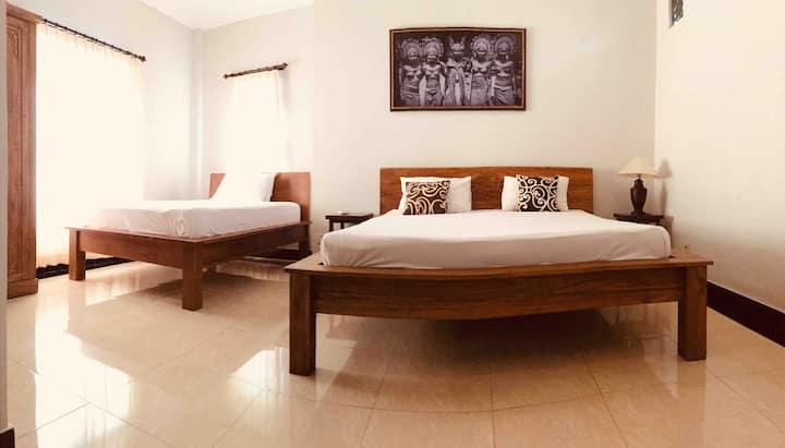 Wina Ubud Bali Family's Hospitality