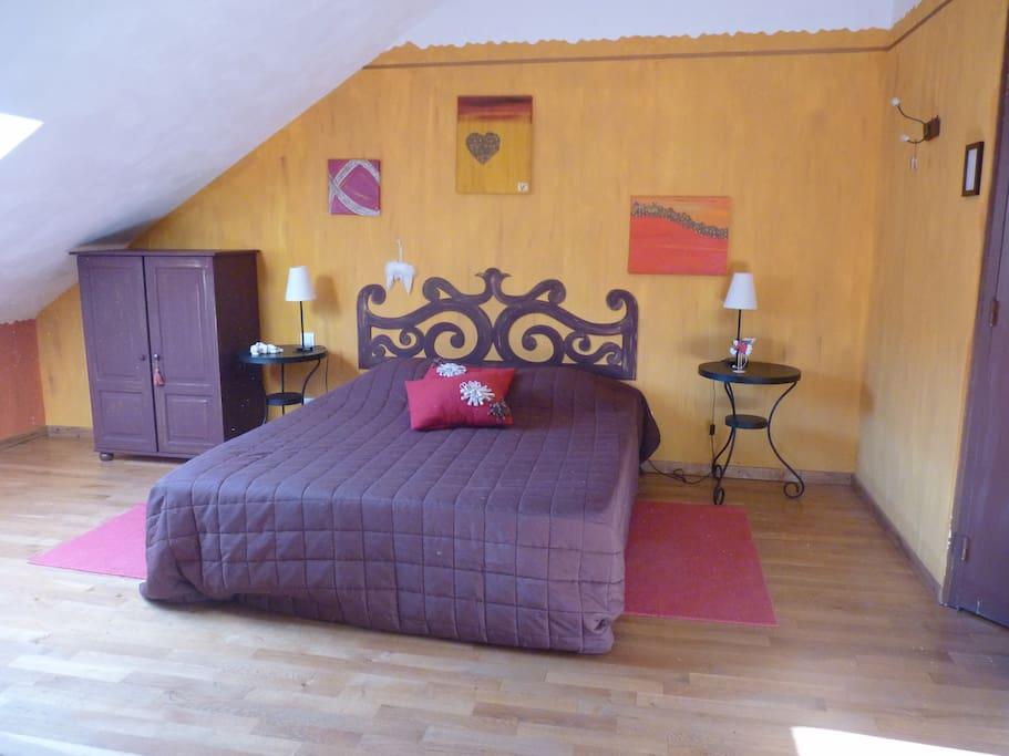 chambre Savagnin 2/3 pers