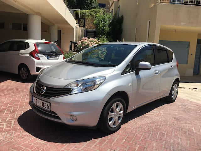 Nissan Note AT. For rent