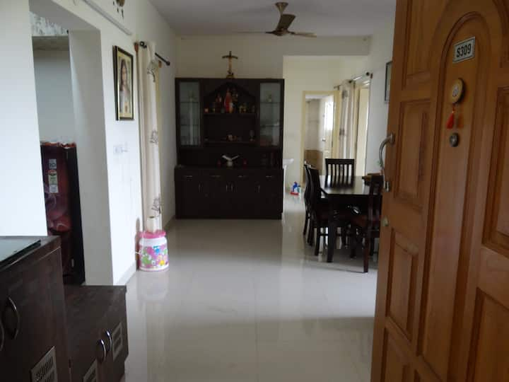 Electronic city Phase 1,  Homestay