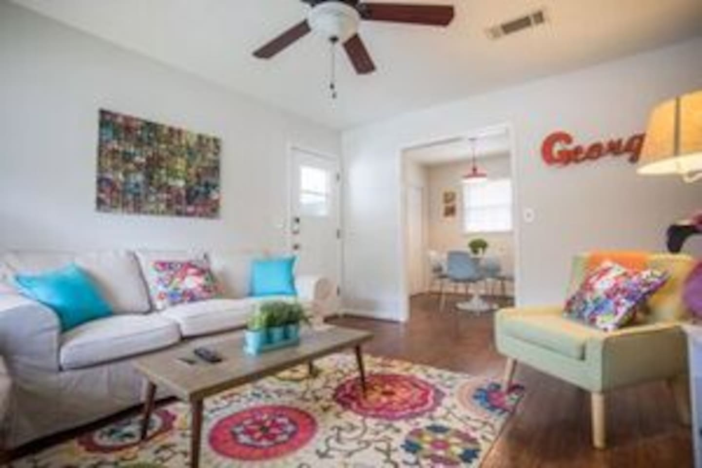 The Funky Flamingo, North Columbus near Ft Benning - Houses for Rent ...