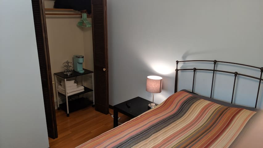 Private space - 15 min to downtown or Camp Randall