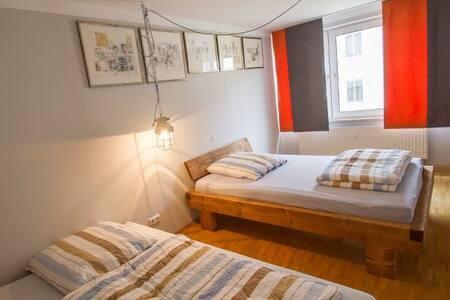 Die beste Unterkunft nähe Therme Erding - Moosinning - 公寓