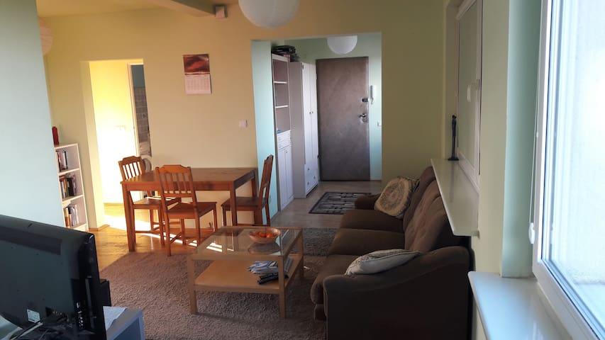 3-pokojowe mieszkanie do wynajęcia