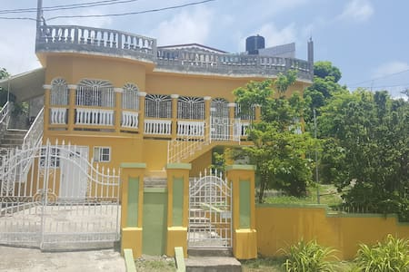 Caribbean Dream Self contained flat