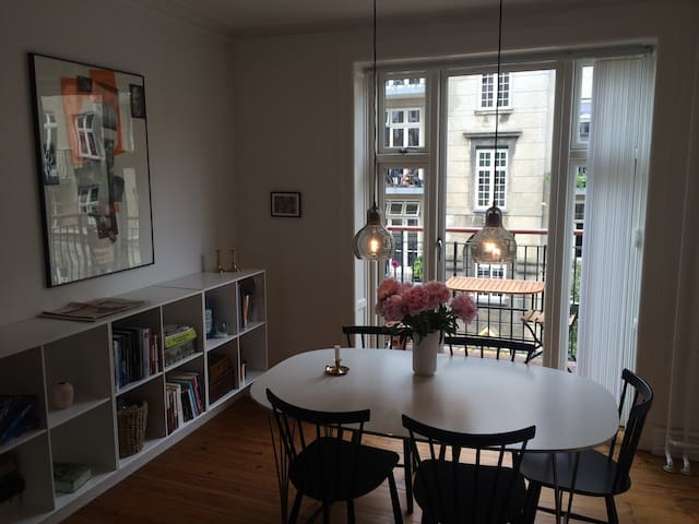 Apartment near the canals of Christianshavn