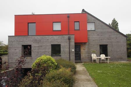 loue chambre 1 ou 2 personnes avec terrasse - Zudausques