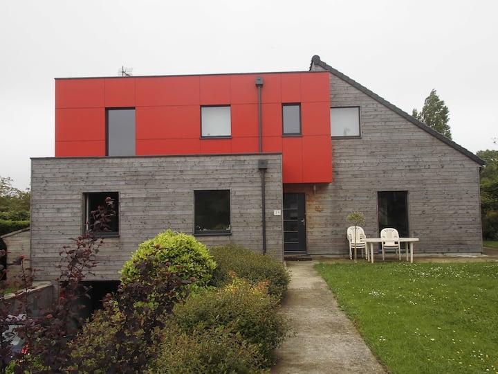 loue chambre 1 ou 2 personnes avec terrasse