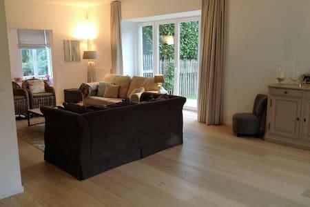 Confortable villa à 5 minutes de Bruxelles - Rhode-Saint-Genèse - Villa