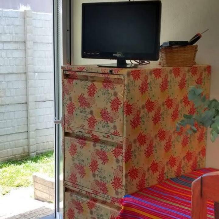 Apartamento tipo loft ambiente relajado y seguro