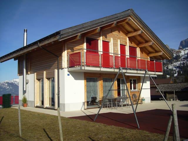 Chalet Hubel - Brienz - Huis
