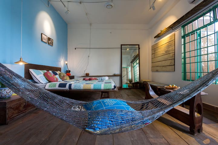 private room in Funky architect's apartment - Ho-Chi-Minh-Stadt