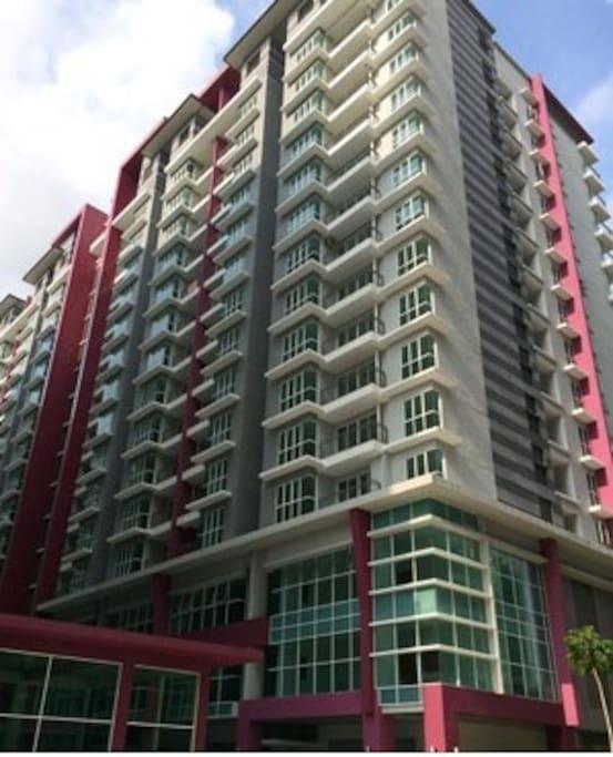 New condominium