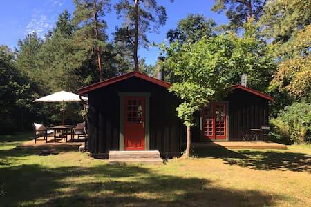 Summer cabin by Tisvilde Beach - Frederiksværk - Cabaña